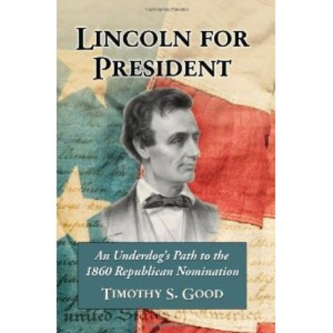 Lincoln begins to run for President