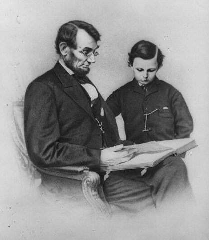 Lincolns son Willie dies at the age of 12.