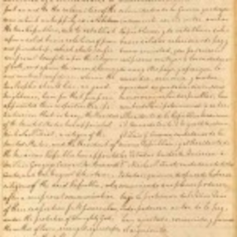 Anonymous letters claim Lee whipped slaves