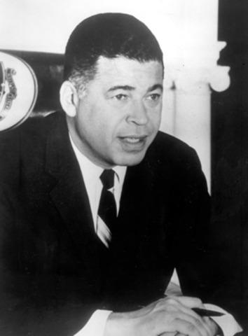 Edward Brooke elected to US Senate
