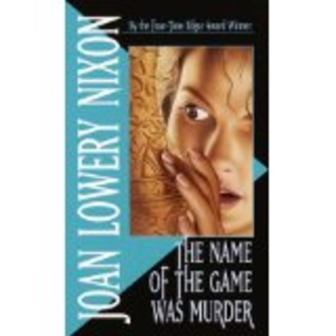 """Won her 4th Edgar Poe award for """" The Name of the Game was Murder"""""""
