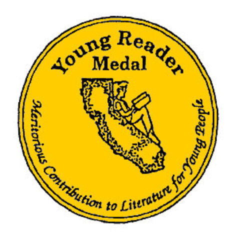 """Won the California Young Reader award for """"The Other Side of Dark"""""""