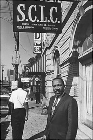 Founding of the SCLC