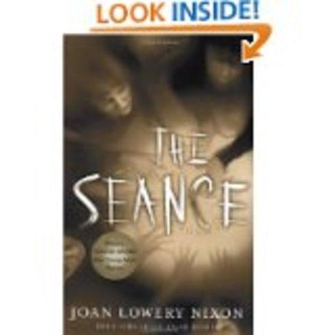 "Won second Edgar Allen Poe Award for "" The Seance"""