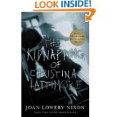 """'Kidnapping of Christina Lattimore """" was published."""