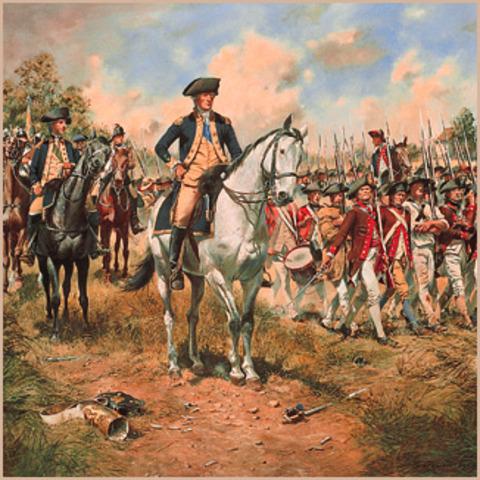 Commander in Chief of Virginia Militia