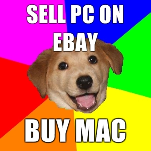 Stores begin to sell PC's