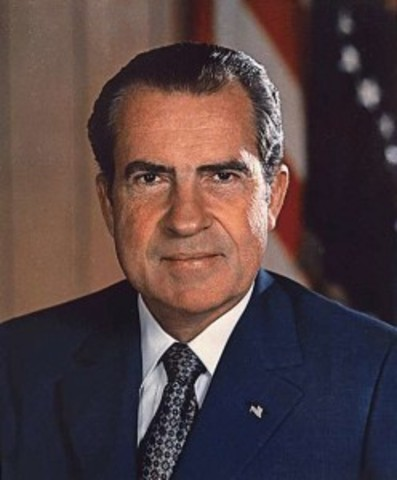 """Nixon's """"Special Message on Indian Affairs"""""""