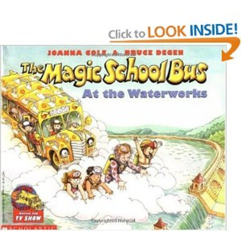 First Magic School Bus book published