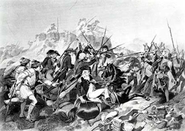 Battle of Saratoga