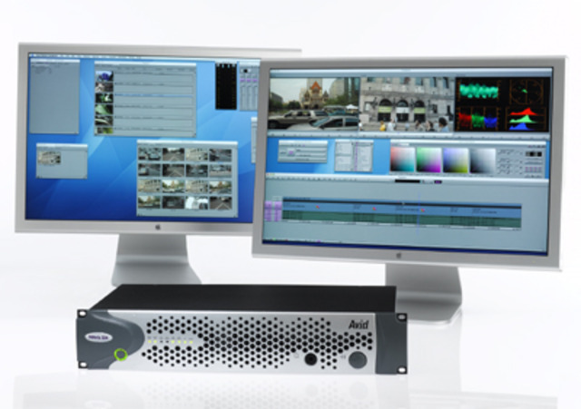 Computer-Based non-linear editing system