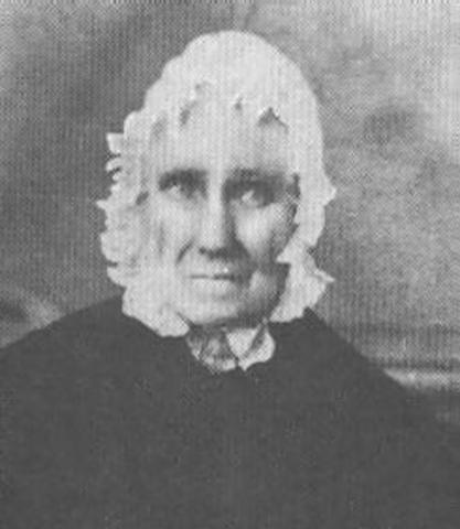 Thomas Lincoln marries Sarah Bush Johnston