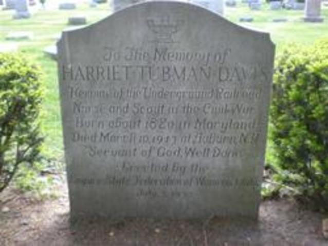 Harriet Dies