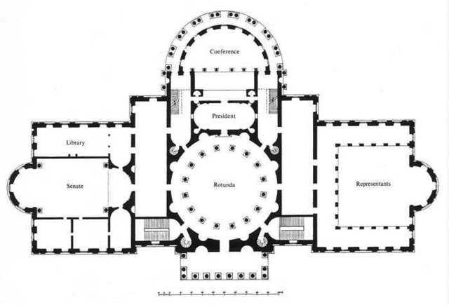 U.S. Capitol Plans