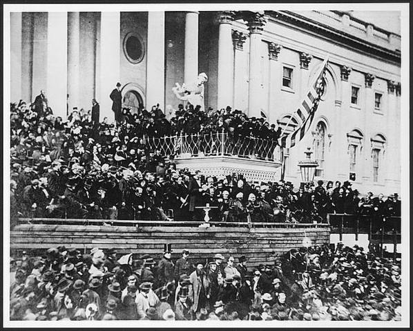 Second Inauguration