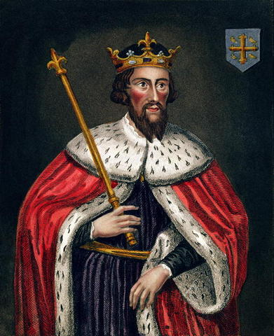 -899 Reign of kin Alfred the great of England