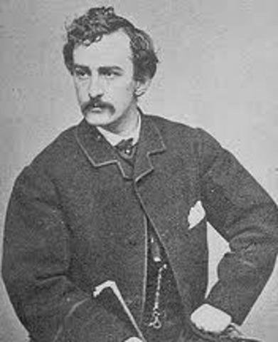John Wilkes Booth Death