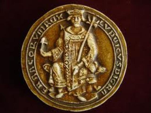 -1270 Rule of King Louis IX
