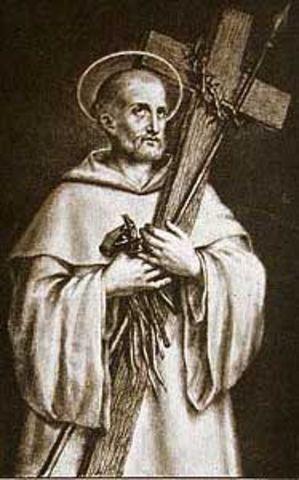Death of St. Bernard