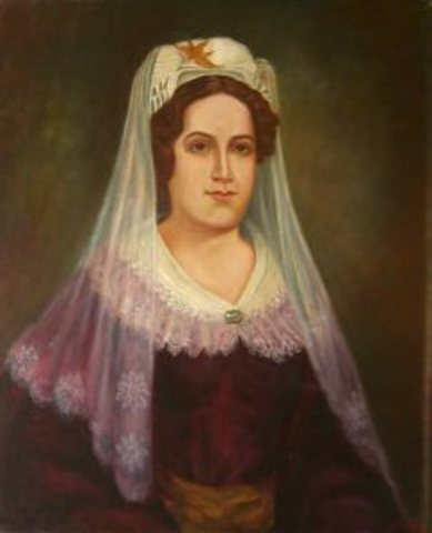 The Birth of Rachel Donelson Robards