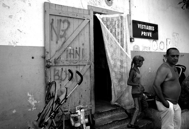 Expulsion du bidonville de la Capelette