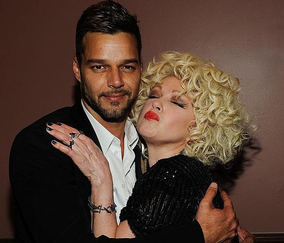 Cyndi Lauper & Ricky Martin