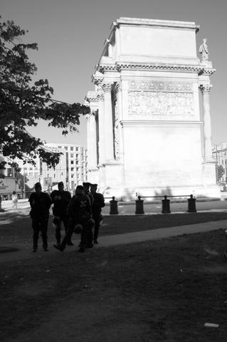 La Porte d'Aix, tout un symbole