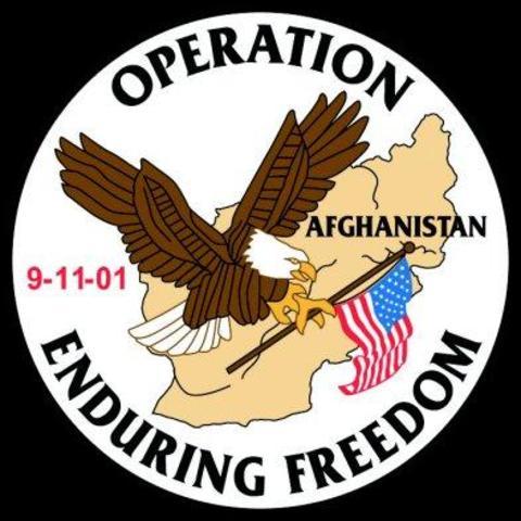 Operation Enduring Freedom-Afghanistan (OEF) began