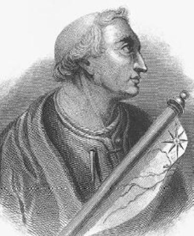 Amerigo Vespucci Naming the new world