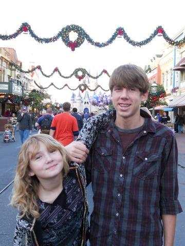 Went to Disney World again