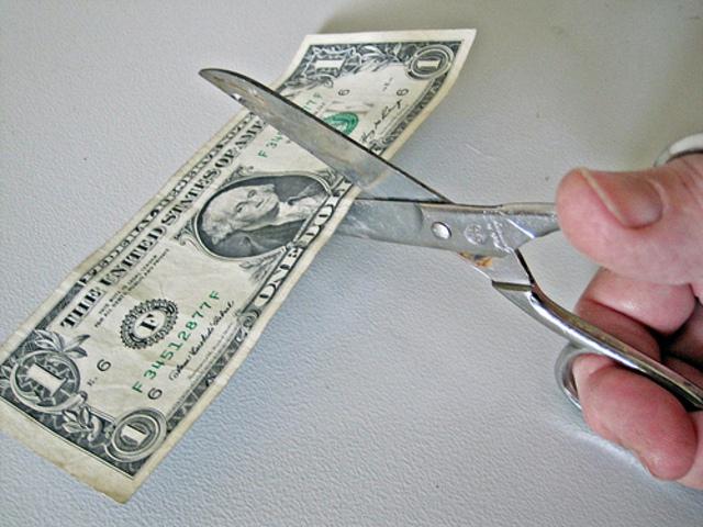 USA:s kreditbetyg sänks