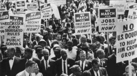 Development of Civil Rights timeline