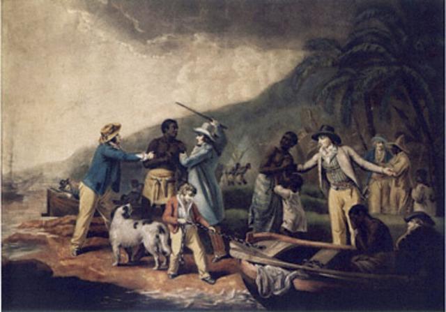 Congress bands slave trade