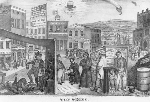 Tariff of Abominations Passed (1828)