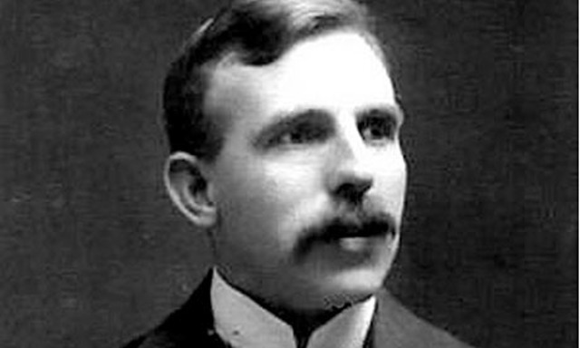 Ernest Rutherford is born.