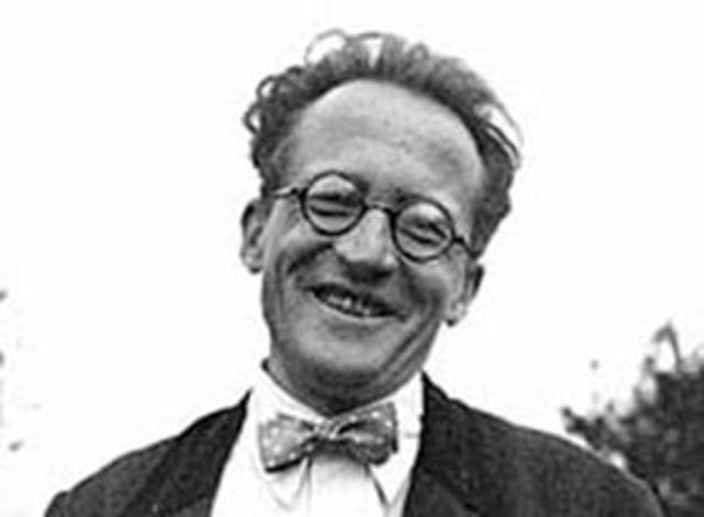 Erwin Schrodinger dies.