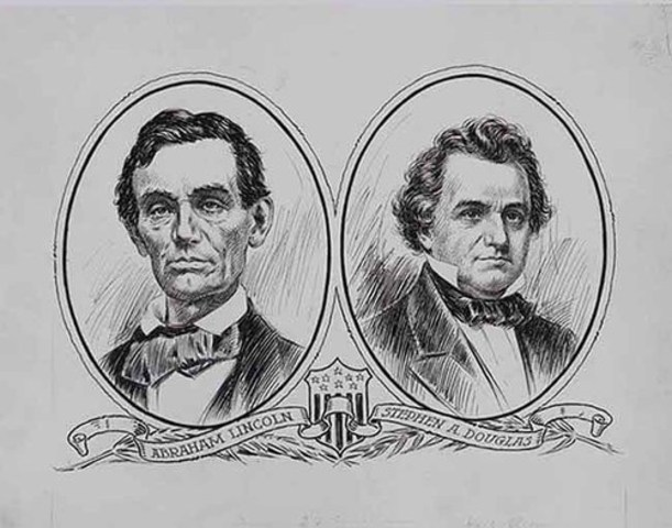 Lincoln- Douglas Debates (1858)