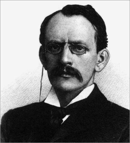 J.J. Thomson is born.