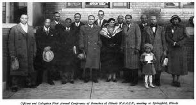 NAACP and Segregation