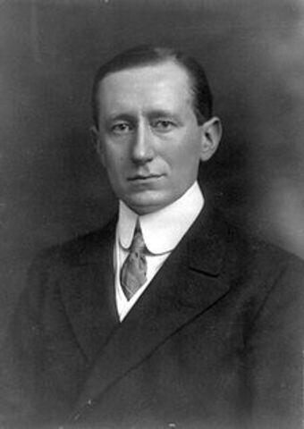 Marchese Guglielmo Marconi