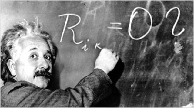 Albert Einstein is born.