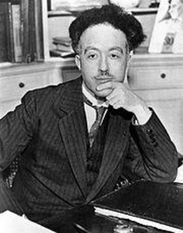 Louis De Broglie dies.