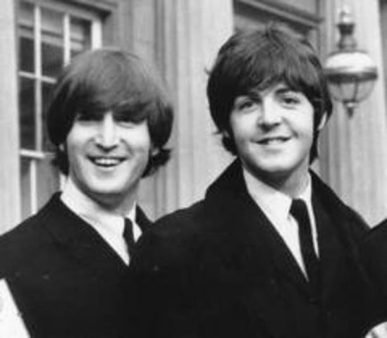 "acheivment:""The Beatles"""