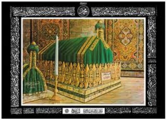 Muhammads death