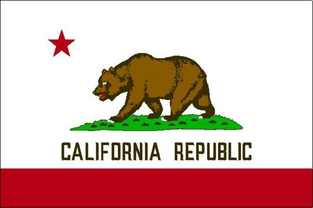 Calfornia Enters the Union