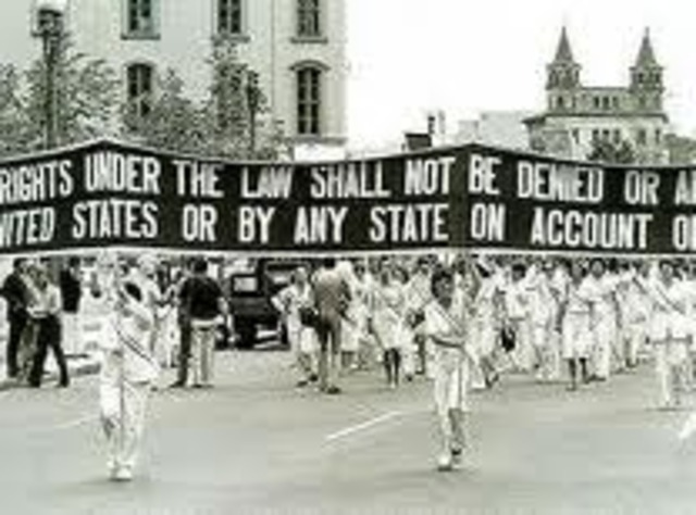 Equal Rights Amendment Dies