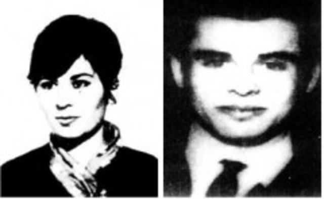 Represión de manifestaciones estudiantiles frente a la Universidad; muerenlos estudiantes Hugo de los Santos y Susana Pintos.