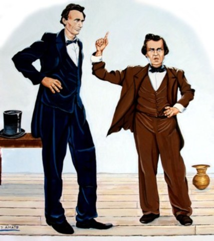 Licoln and Douglas Debates