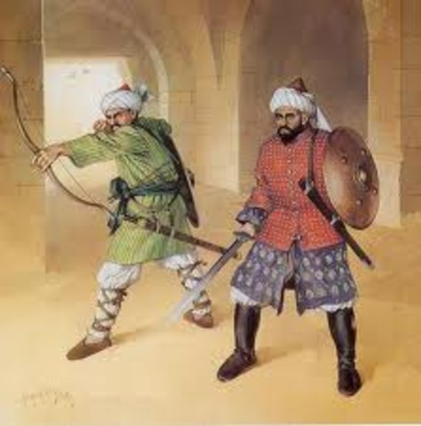 Muhammads Military Period
