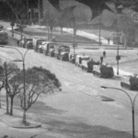 Golpe de estado en Uruguay 27 de junio 1973Imagenes historicas